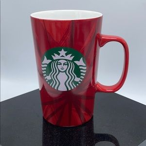 Starbucks 2014 tall coffee cup